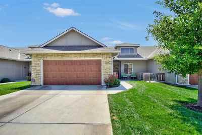Derby Single Family Home For Sale: 1312 N Hamilton Dr Unit B