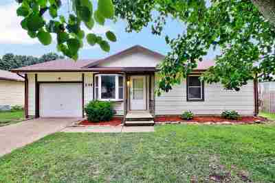 Augusta Single Family Home For Sale: 906 Wirth St