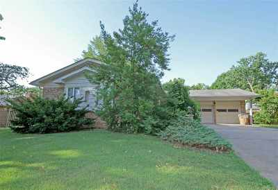 Derby Single Family Home For Sale: 949 E Wedgewood Dr