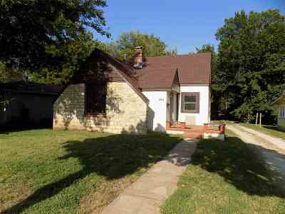 Augusta Single Family Home For Sale: 1054 Osage St