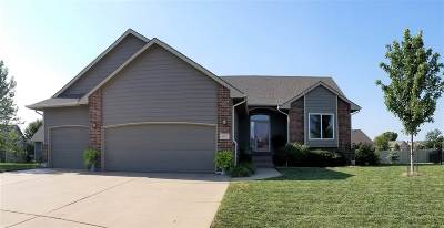 Derby Single Family Home For Sale: 1012 E Moss Wood Ct.