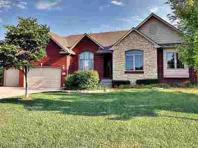 Wichita Single Family Home For Sale: 1937 N Peckham Ct