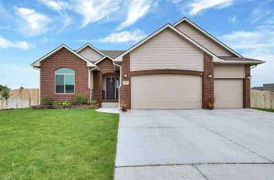 Maize Single Family Home For Sale: 11323 W Wilkinson Ct