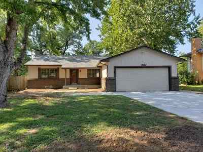 Derby Single Family Home For Sale: 1517 N Derby Hills Ct