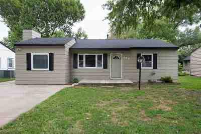 Haysville Single Family Home For Sale: 168 S Wire Avenue