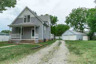 Lindsborg Single Family Home For Sale: 315 N Harrison St