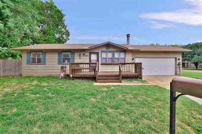 Wichita KS Single Family Home For Sale: $148,000