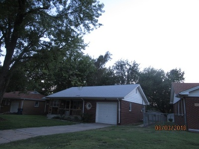 Derby KS Single Family Home For Sale: $87,870