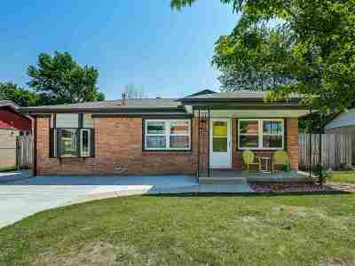 Derby Single Family Home For Sale: 1140 N Georgie Ave