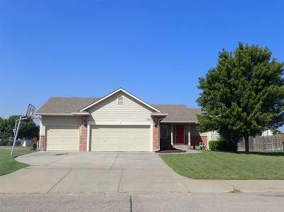Derby Single Family Home For Sale: 1900 E Quail Hollow St