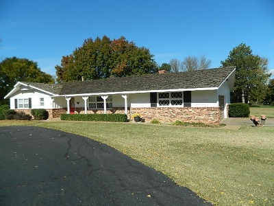 Winfield KS Single Family Home For Sale: $185,000