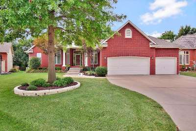 Wichita Single Family Home For Sale: 954 N White Tail Ct