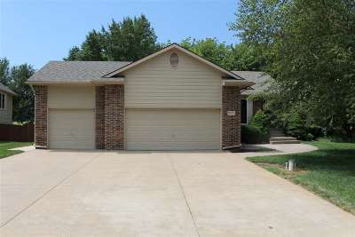 Derby Single Family Home For Sale: 1119 S Arbor Meadows Ct