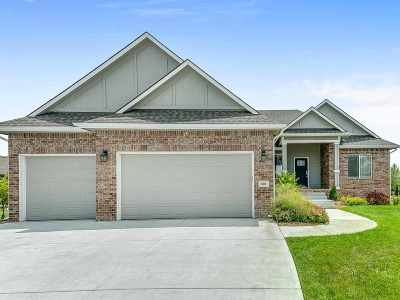 Andover KS Single Family Home For Sale: $359,000