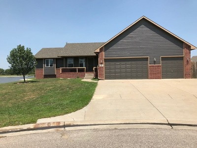 Sedgwick County Single Family Home For Sale: 2235 S Upland Hills Ct