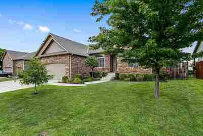Derby Single Family Home Contingent: 1425 E Summerlyn Dr