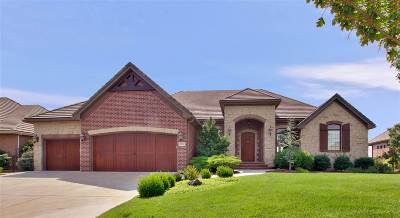 Wichita Single Family Home For Sale: 1754 W Driftwood Ct