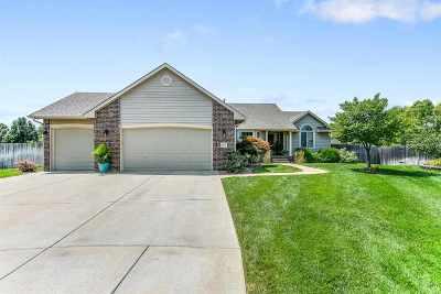 Wichita Single Family Home For Sale: 11119 W Lantana Cir