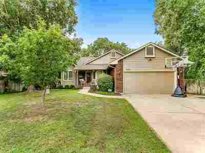 Wichita Single Family Home For Sale: 2321 N Chadsworth Ct
