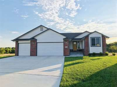 Wichita Single Family Home For Sale: 4963 N Marblefalls Ct