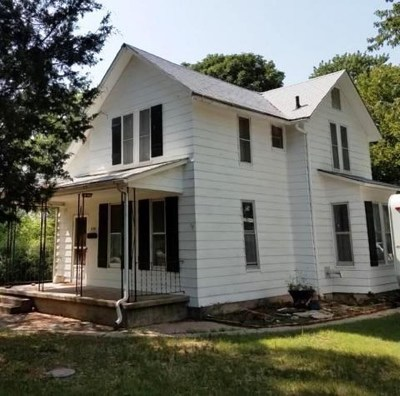 Newton Single Family Home For Sale: 820 E 8th St