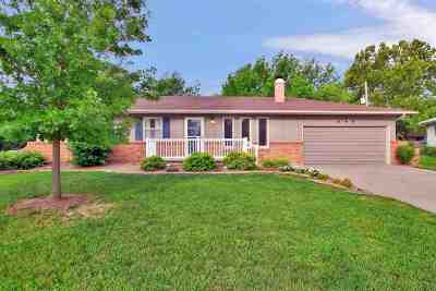 Newton Single Family Home For Sale: 619 Terrace Ct