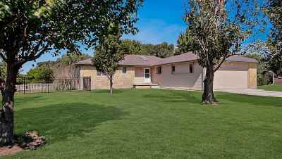 Derby Single Family Home For Sale: 6517 S Brundige St