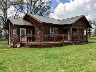Hutchinson Single Family Home For Sale: 3419 S Yoder Rd