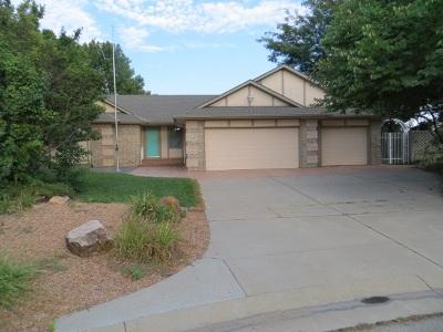 Wichita Single Family Home For Sale: 2440 N Parkridge Ct.