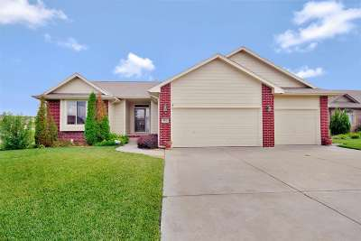 Andover KS Single Family Home For Sale: $279,900