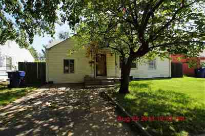 Sedgwick County Single Family Home For Sale: 2714 S Santa Fe