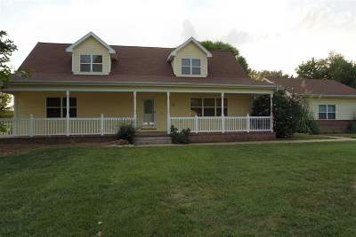 Haysville Single Family Home For Sale: 7005 S Meridian St