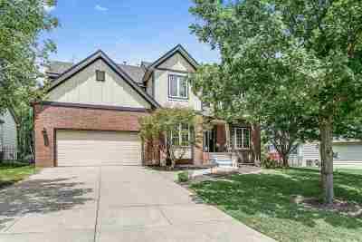 Wichita Single Family Home For Sale: 1229 N Bracken St