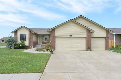 Derby Single Family Home For Sale: 3201 N Nancy Ln