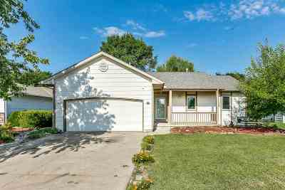 Valley Center Single Family Home For Sale: 827 N Meadow Rd.