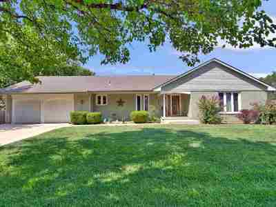 Derby Single Family Home For Sale: 919 S Whippoorwill Rd