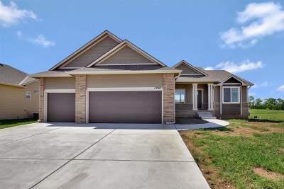 Wichita Single Family Home For Sale: 13707 E Morris Cir