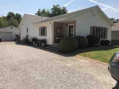 Arkansas City KS Single Family Home For Sale: $94,500