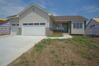 Wichita Single Family Home For Sale: 1222 S Gateway