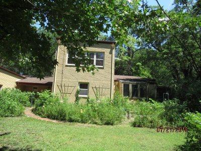 Wichita KS Single Family Home For Sale: $185,000