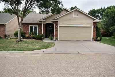 Wichita Single Family Home For Sale: 13705 E Whitewood Cir