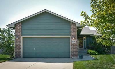 Wichita Single Family Home For Sale: 1410 N Decker St