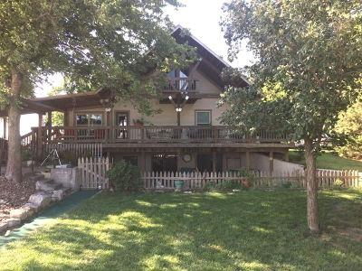 Newton Single Family Home For Sale: 4331 S Hillside