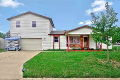Wichita Single Family Home For Sale: 1621 W 46th St S