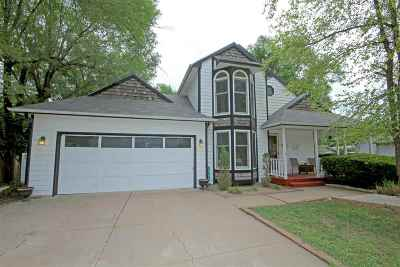 Andover Single Family Home For Sale: 522 N Lakeside Drive