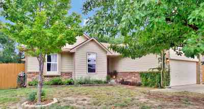 Andover KS Single Family Home For Sale: $194,900
