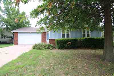 Wichita Single Family Home For Sale: 705 N Shefford Ct