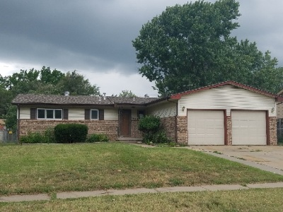 Sedgwick County Single Family Home For Sale: 807 N Florence St
