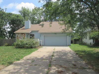 Sedgwick County Single Family Home For Sale: 1409 S Todd Pl.
