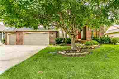 Wichita Single Family Home For Sale: 2905 N Wild Rose Ct